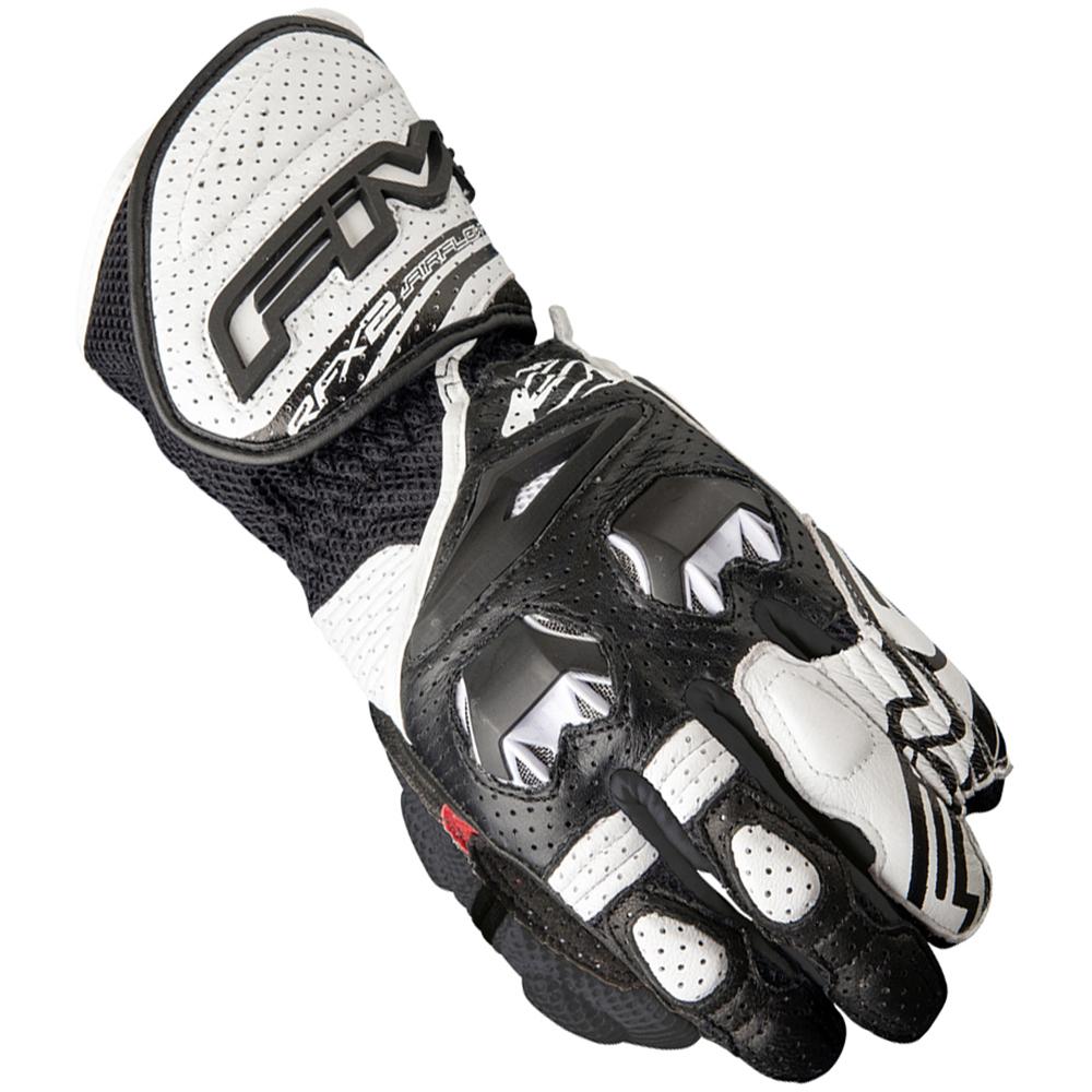 gants five airflow noir. Black Bedroom Furniture Sets. Home Design Ideas