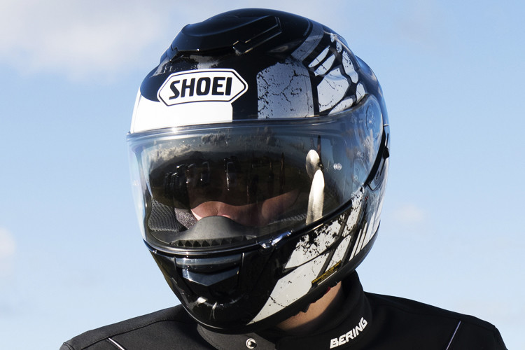 Test du casque Shoei GT-Air