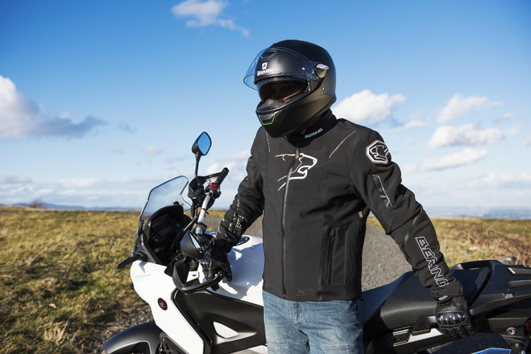Test du blouson Bering Luminous