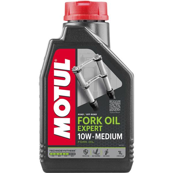 Huile Fork Oil Expert Medium 10W 1L