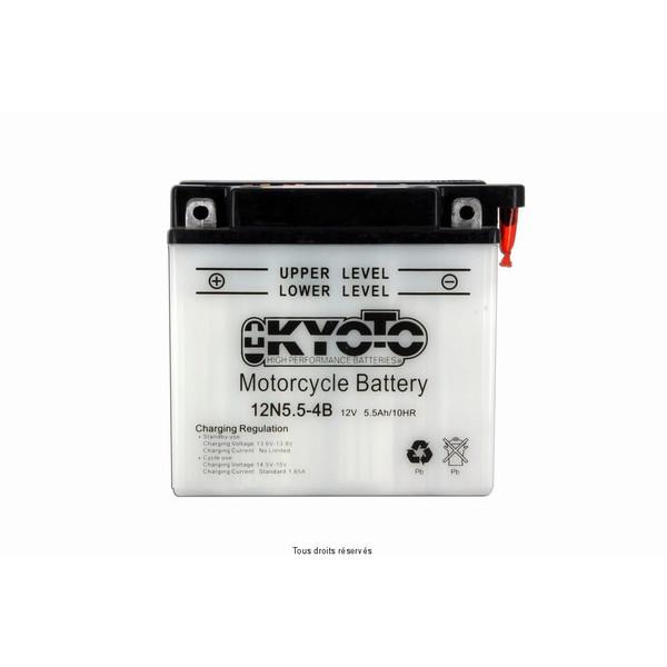 Batterie 12n5.5-4b