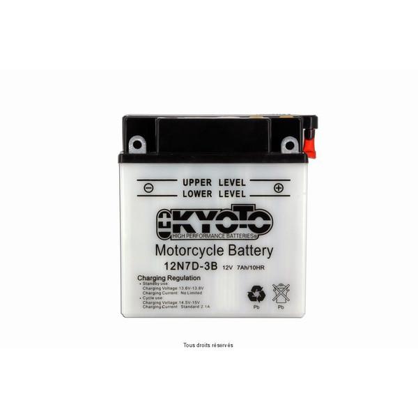 Batterie 12n7d-3b
