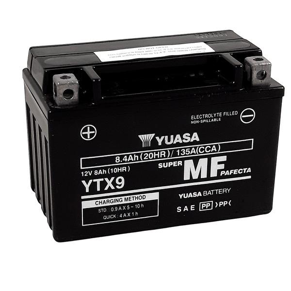 Batterie YTX9-BS SLA AGM