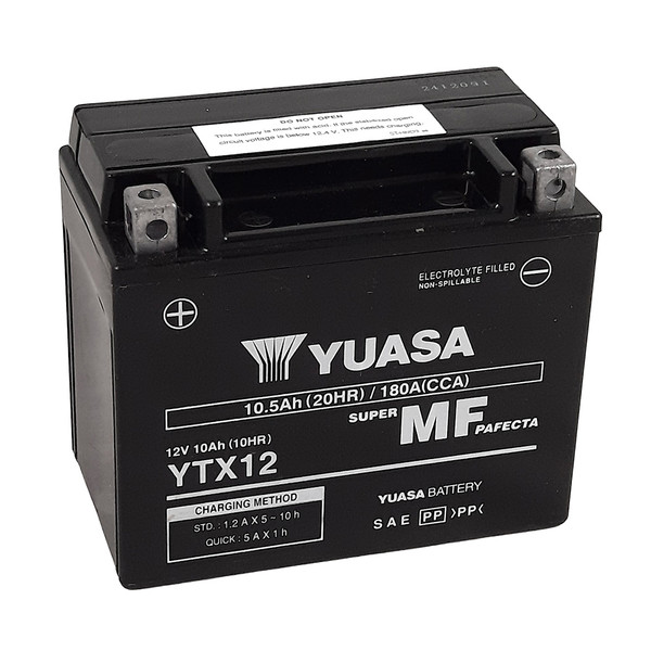Batterie YTX12-BS SLA AGM