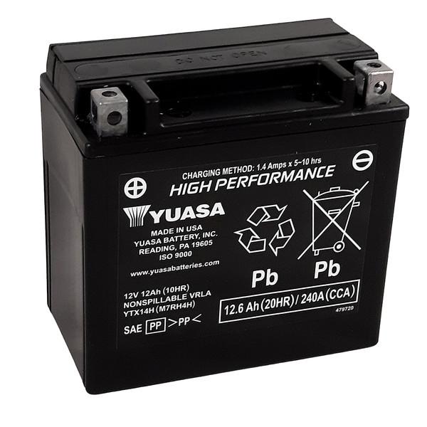Batterie YTX14H-BS SLA AGM