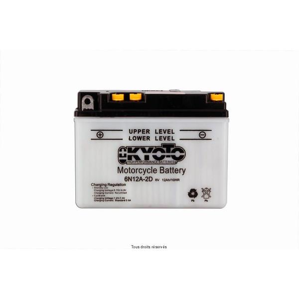 Batterie 6n12a-2d