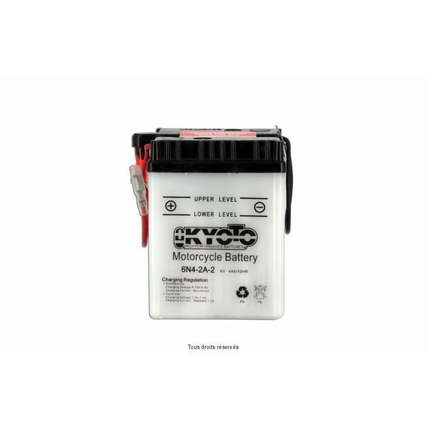 Batterie 6n4-2a-2