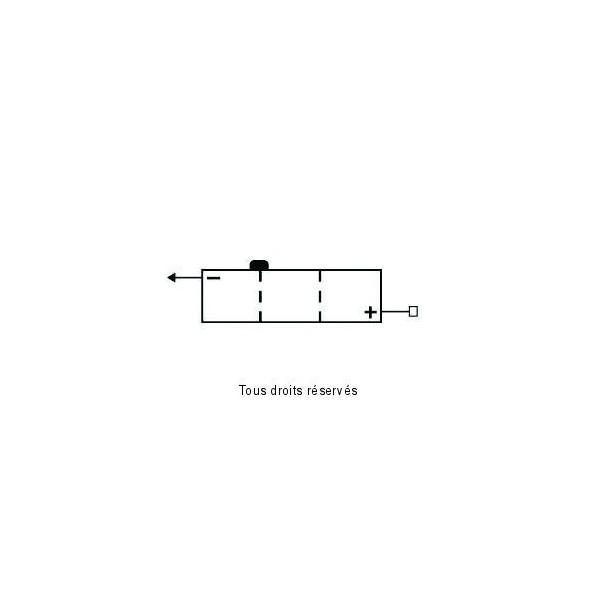 Batterie 6n6-1d-2