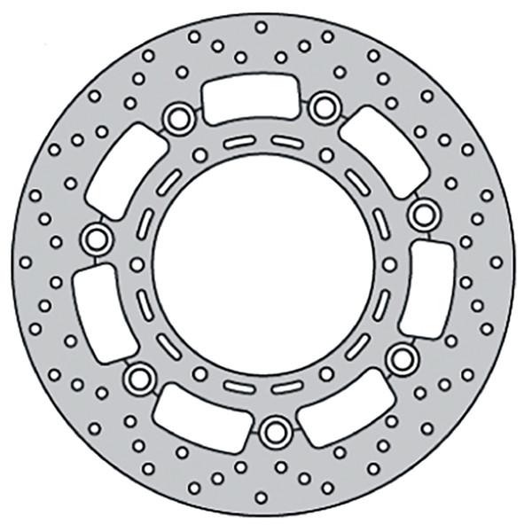 Disque de frein FE.FL33501