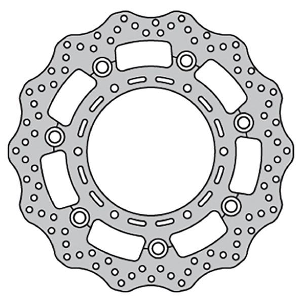 Disque de frein FE.FL33501V
