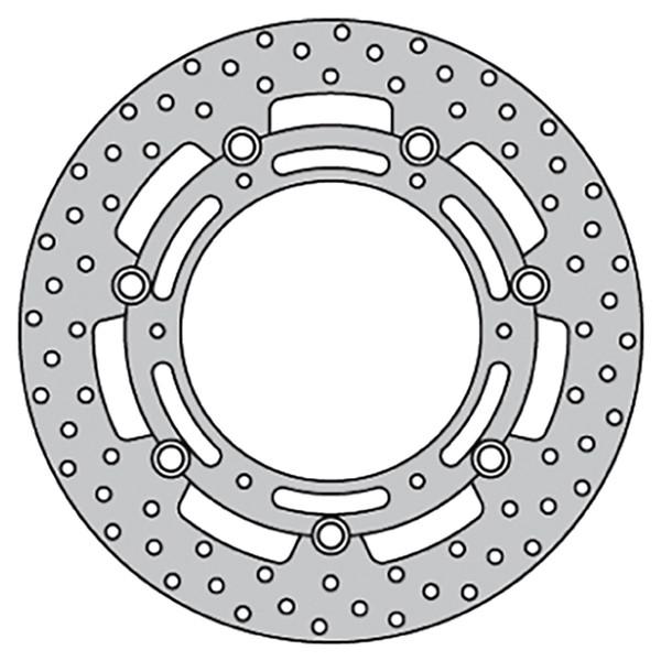 Disque de frein FE.FL55505