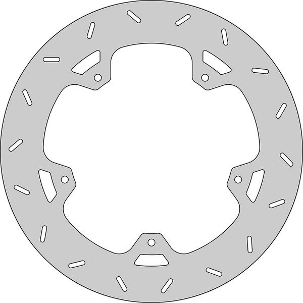 Disque de frein FE.A464