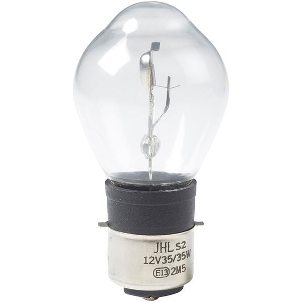 Ampoule BA20D 12V35W