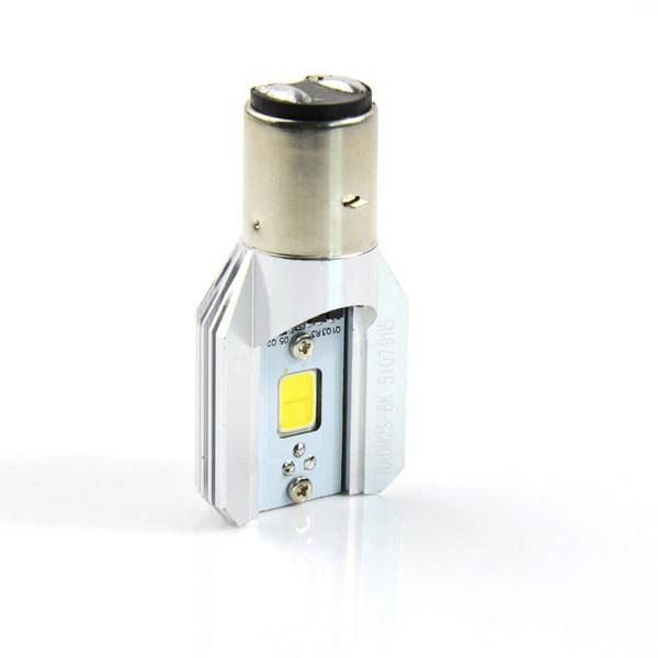 Ampoule Feu à LED BA20 D