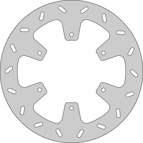 Disque de frein FE.B395