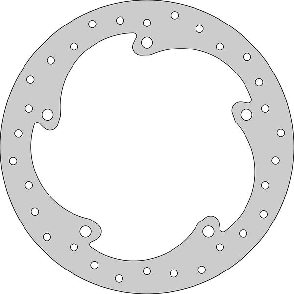 Disque de frein FE.B579
