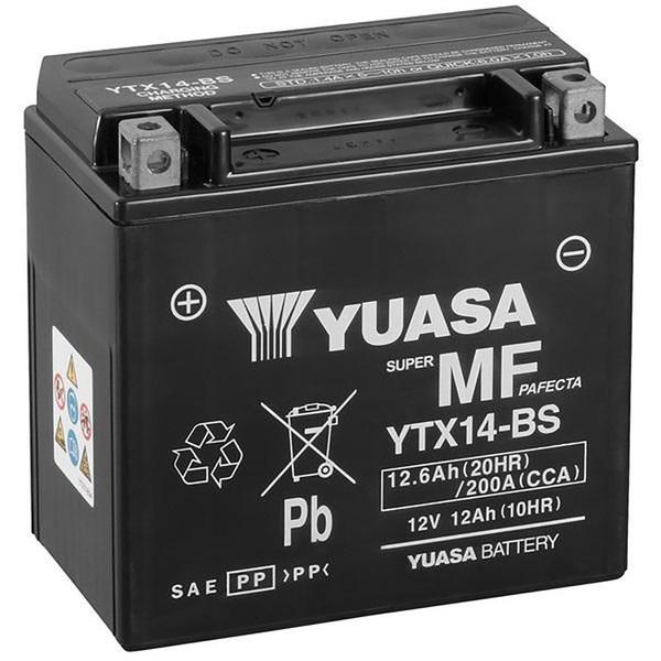 Batterie YTX14H-BS - Ss Entr. AGM
