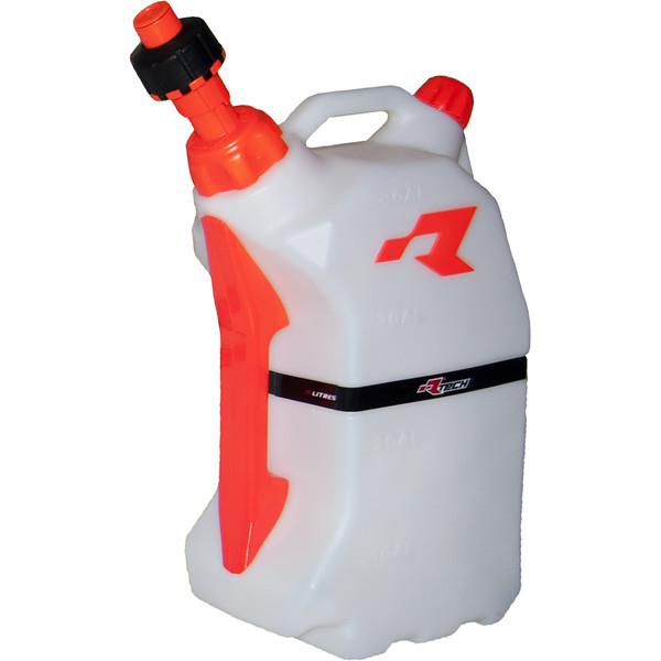 Bidon d'essence 15L avec système de remplissage rapide
