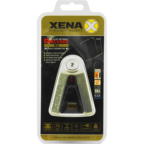Bloque disque X2 SRA