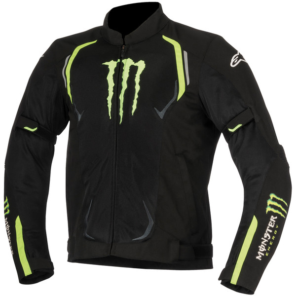 blouson juno air monster energy alpinestars moto dafy moto blouson de moto. Black Bedroom Furniture Sets. Home Design Ideas
