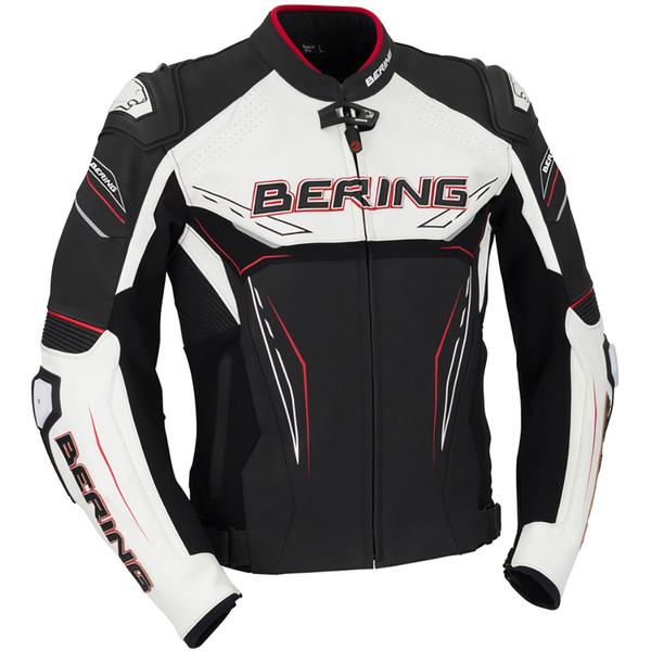 Taille XL Bering Blouson moto HANSON Noir