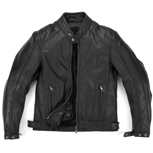 Blouson District Cuir Buffalo
