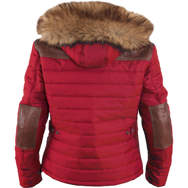 Helston's veste cuir femme