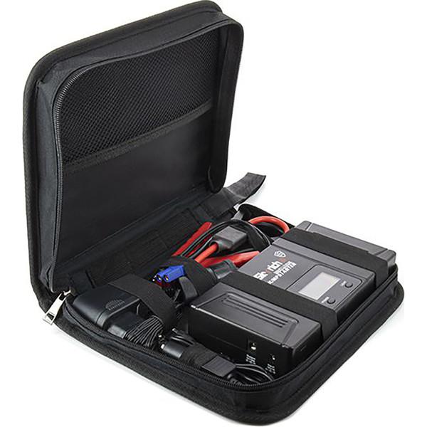 Booster de batterie moto lithium compacte