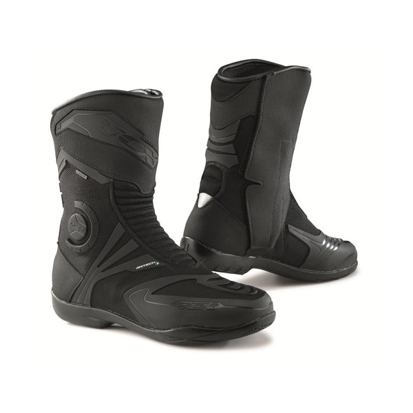 bottes airtech evo gore tex moto dafy moto botte touring de moto. Black Bedroom Furniture Sets. Home Design Ideas