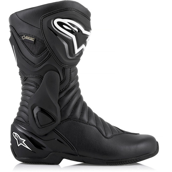 bottes smx 6 v2 gore tex alpinestars moto dafy moto botte racing de moto. Black Bedroom Furniture Sets. Home Design Ideas