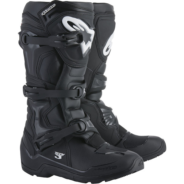 bottes tech 3 enduro alpinestars moto dafy moto botte tout terrain de moto. Black Bedroom Furniture Sets. Home Design Ideas