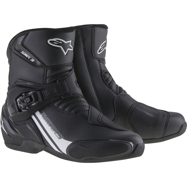 demi bottes smx 3 alpinestars moto dafy moto botte racing de moto. Black Bedroom Furniture Sets. Home Design Ideas