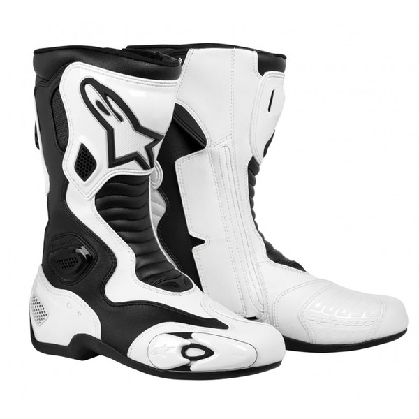 bottes smx 5 alpinestars moto dafy moto botte racing de moto. Black Bedroom Furniture Sets. Home Design Ideas