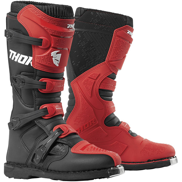 best website 63b32 0b534 bottes-thor-blitz-xp-rouge-noir-1.jpg