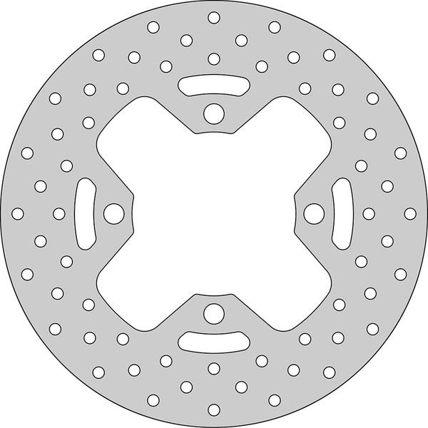 Disque de frein FE.C862