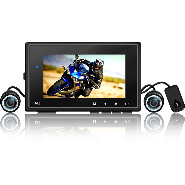 Caméra Moto Dash Cam