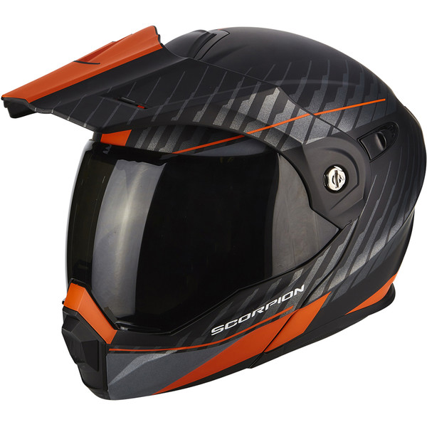 casque adx 1 dual scorpion moto dafy moto casque modulable de moto. Black Bedroom Furniture Sets. Home Design Ideas
