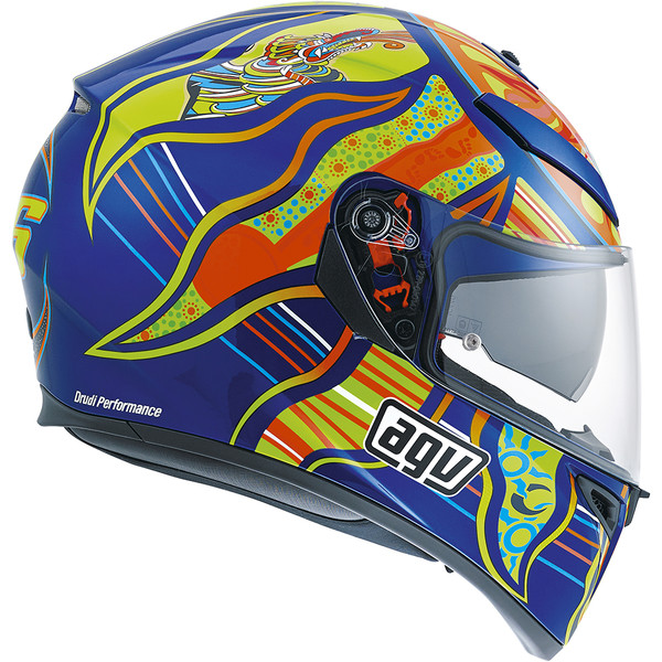 Casque K-3 SV Five Continents
