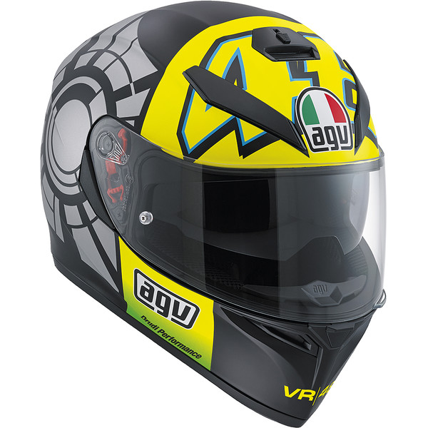 Casque K-3 SV Winter Test 2012