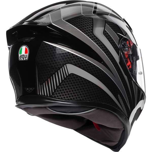 Casque K-5 S Hurricane 2.0