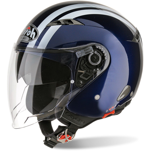 Casque City One Flash