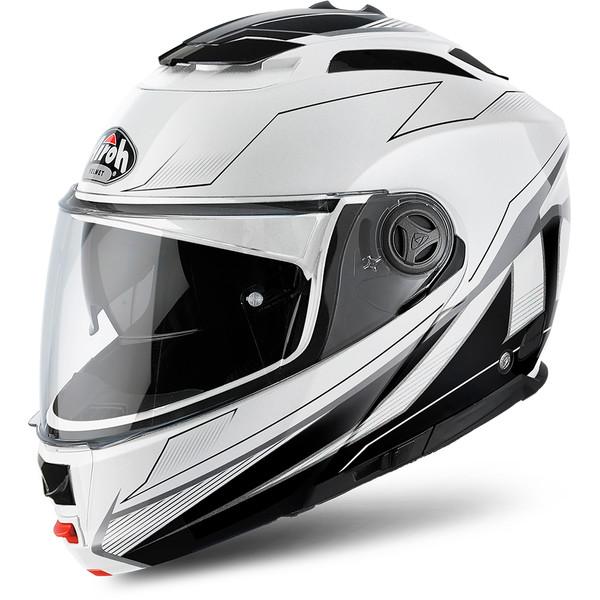 casque phantom s spirit airoh moto dafy moto casque modulable de moto. Black Bedroom Furniture Sets. Home Design Ideas