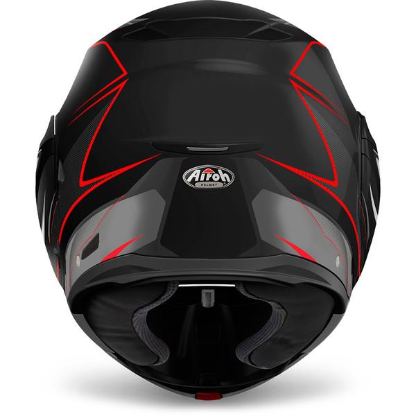 Casque Rev Revolution Airoh Moto Dafy Moto Casque Modulable De Moto
