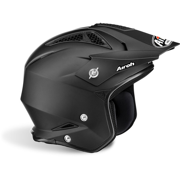 casque trial trr s color airoh moto dafy moto casque trial de moto. Black Bedroom Furniture Sets. Home Design Ideas