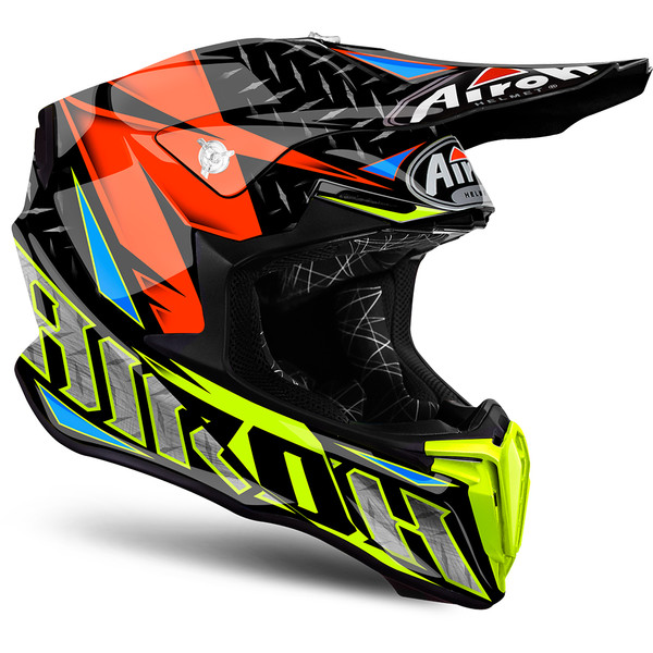 Casque Twist Iron