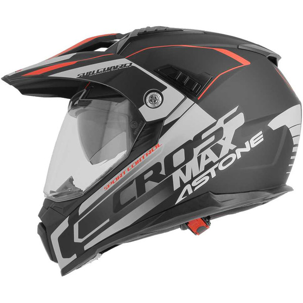 Casque Crossmax Road