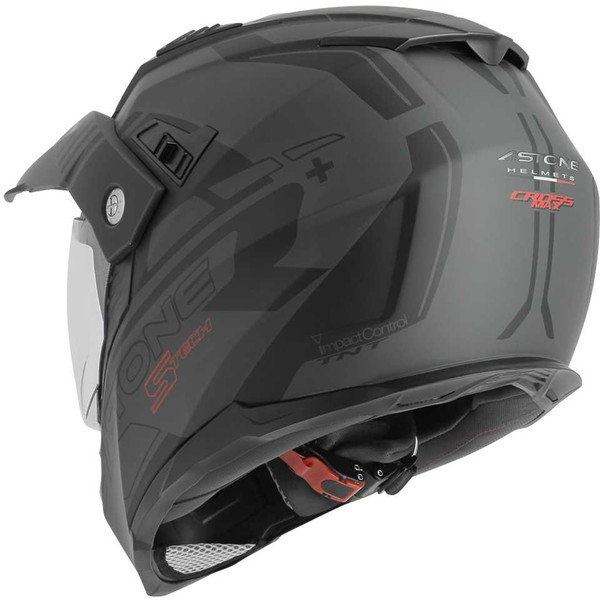 Casque Crossmax S-Tech