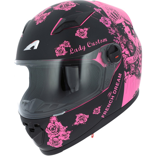 Casque GT2 Graphic Lady Custom