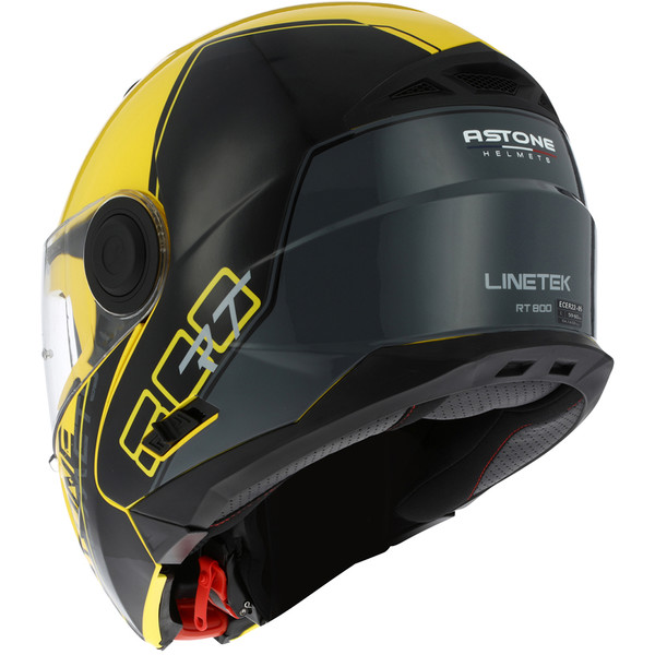 Casque RT 800 Graphic Exclusive Linetek