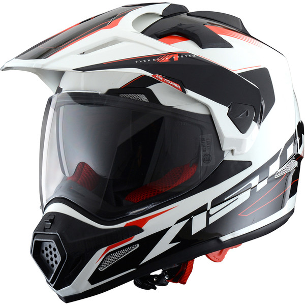casque cross tourer graphic adventure astone moto dafy moto casque quad de moto. Black Bedroom Furniture Sets. Home Design Ideas